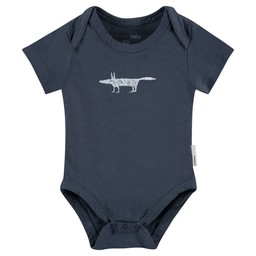 Noppies Noppies - Cache-Couche Kansas/Kansas Romper, Ombre/Shadow