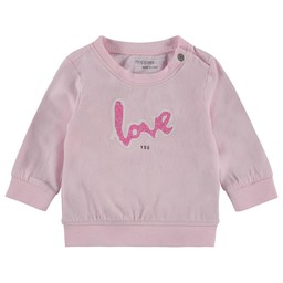 Noppies Noppies - Chandail Krina/Krina Sweater, Rose Léger/Light Rose