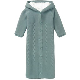 Noppies Noppies - Sac de Nuit Narni/Narni Sleeping Bag, Vert Foncé/Dark Green