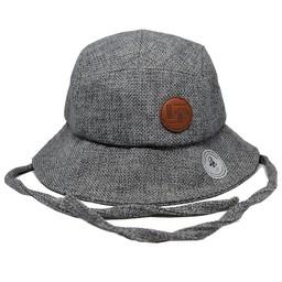L&P L&P -  Chapeau Rue Broadway/Broadway Street Hats, Gris Mix/Grey Mix