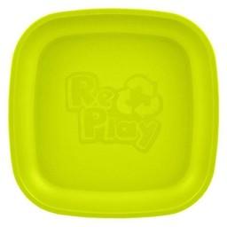 Re-Play Copy of Re-Play - Assiette de Plastique/Plastic Plate, Aqua