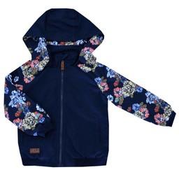 L&P L&P - Manteau Style Urbain/Urban Style Jacket, Marine/Navy