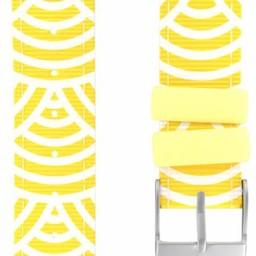 Twistiti Twistiti - Bracelet de Montre/Watch Strap, Soleil/Sunshine