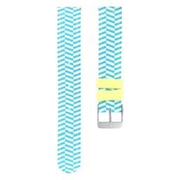 Twistiti Twistiti - Bracelet de Montre/Watch Strap, Océan/Ocean