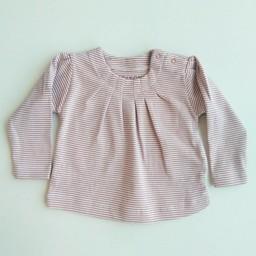 Fixoni Fixoni - Chandail à Manches Longues/Longsleeves Shirt, Rose des Bois/Woodrose