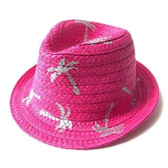 Appaman Appaman - Chapeau Fedora Audrey/Audrey Fedora Hat, Rose/Pink