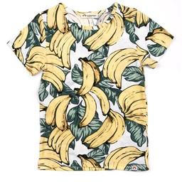 Appaman Appaman - T-Shirt Imprimé/Printed Tee, Bananes/Bananas