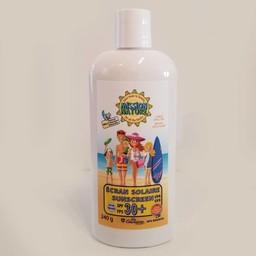 Douce mousse Douce Mousse - Crème Solaire Mission Nature/Natural Mission Nature Sunscreen, 240g