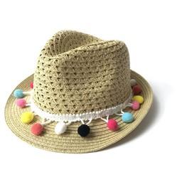 Appaman Appaman - Chapeau Fiesta Fedora/Fiesta Fedora Hat, Naturel/Natural