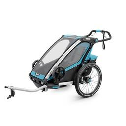 Thule Thule - Chariot Sport 1/Chariot Sport 1, Bleu/Blue