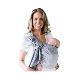 Lillé Baby Écharpe Ajustable de Lillé Baby/Lille Baby Ring Sling, Nuages/Nimbus Clouds