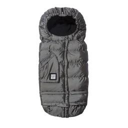 7 A.M 7AM - Enveloppe Hivernale Blanket 212 Évolution/Blanket 212 Evolution Footmuff Gris Métalique (Argent)/Metallic Gray (Silver)