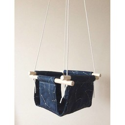 Cyan Degre Cyan Degre - Balançoire Suspendue/Suspended Swing, Constellations