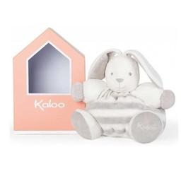 Kaloo Kaloo - Grand Lapin Gris Bébé Pastel/Bebe Pastel Large Grey Rabbit