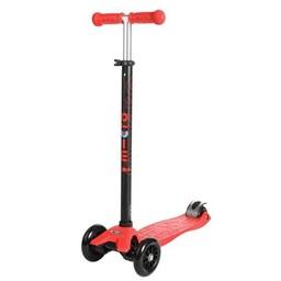 Kickboard Canada Kickboard - Trottinette Maxi Micro/Maxi Micro Scooter, Rouge/Red