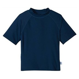 IPlay Iplay - Chandail de Piscine Rashguard/Rashguard Pool Sweater, Marine/Navy