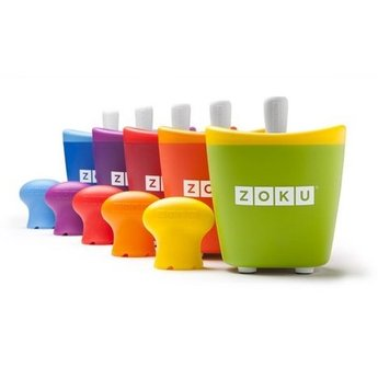 Zoku Zoku - Station Simple pour Sucettes Glacées Rapides/Single Quick Pop Station