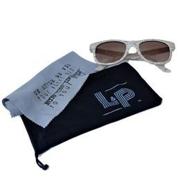 L&P L&P - Lunettes de Soleil Electric/Sunglasses Electic, Bois Pâle/Light Wood, 5 Ans +/5 Years+