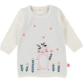 Billieblush BillieBlush - Chat en Forêt/Cat in the Woods Sweater