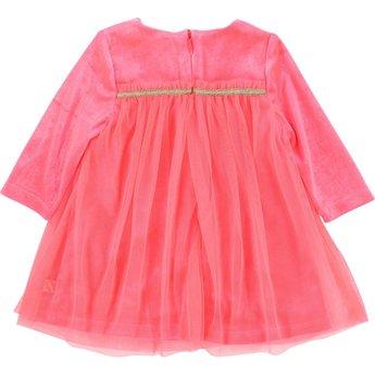 Billieblush BillieBlush - Robe Rose à Boucle/Pink Dress with Knot