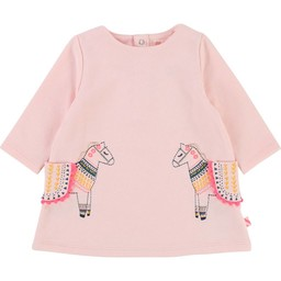 Billieblush BillieBlush - Robe Chevaux à Poches/Pocket Horses Dress