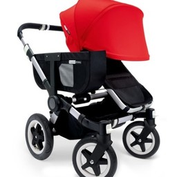 Bugaboo Bugaboo Donkey1 - Capote supplémentaire pour Poussette/ Extendable Sun Canopy for Bugaboo Donkey Stroller