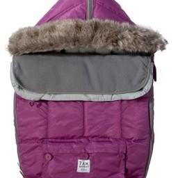 7 A.M 7AM - Sac igloo 500/Igloo Bag 500 Mauve/Grape Moyen/Medium 6-18 mois/months