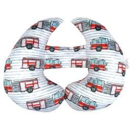 Oops Oops - Coussin de Tête Évolutif/Scalable Head Cushion, Camion/Trucks