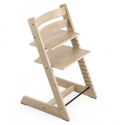 Stokke Stokke Tripp Trapp - Chaise Haute/High Chair, Chêne Blanc/Oak White