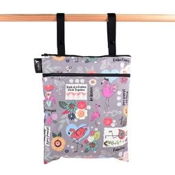 Colibri Colibri - Sac Imperméable/Double Duty Wet Bag, Fabuleux/Fabulous