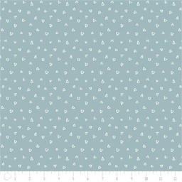 Coussin Etc. Coussins Etc - Grand Coussin de Microbilles/Big Cushion of Microbeads, Bleu-Gris Triangles/Blue Grey Triangles