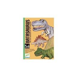 Djeco Djeco - Jeu de Mémoire et de Bataille Batasaurus/Batasaurus Memory and Battle Game