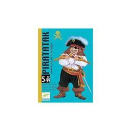 Djeco Djeco - Jeu d'Aventure et de Stratégie Piratatak/Adventure and Strategy Game Piratatak