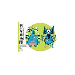Djeco Djeco - Jeu d'Association SpidMonster/Association game Spidmonsters