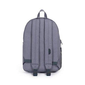 Herschel Herschel - Sac à Couches à Dos Settlement Sprout/Settlement Sprout Diaper Backpack, Gris Moyen/Mid Grey