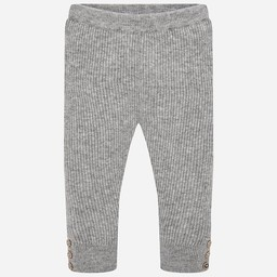 Mayoral Mayoral - Leggings Gris/Grey Leggings