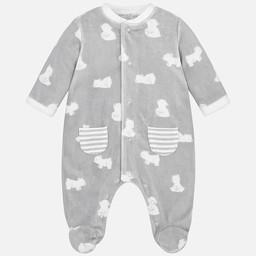 Mayoral Mayoral - Pyjama Velours Imprimé/Felt Printed Pajama