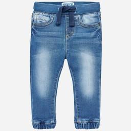 Mayoral Mayoral - Pantalon Denim Jogger/Jogger Jeans, Basic