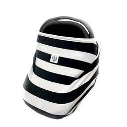 The OVer company The Over Company - Abri Multi-usages pour Bébé / Multi-Use Baby Cover, The Legacy Stripe