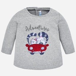 Mayoral Mayoral - Chandail Aventures/Adventures Sweater
