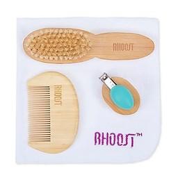 Rhoost Rhoost - Trousse de Beauté pour Bébé/Grooming Kit for Baby, Sarcelle/Teal