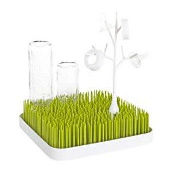 Boon Boon - Accessoire Twig pour Égouttoir à Biberons Grass et Lawn/Twig Grass and Lawn Drying Rack Accessory, Blanc/White