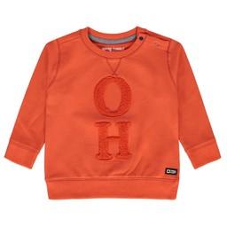 Tumble n Dry Tumble N'Dry - Chandail Kuoni/Kuoni Sweater, Orangered