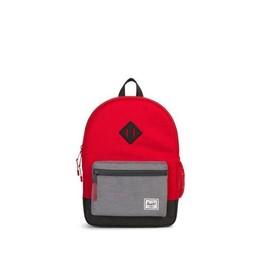 Herschel Herschel - Sac à Dos Junior Héritage/Heritage Youth Backpack, Cerise Gris/Cherry Grey