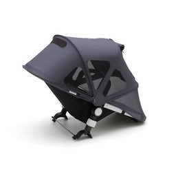 Bugaboo Bugaboo Donkey2, Stellar - Protection Solaire pour Poussette/Breezy Sun Canopy for Stroller