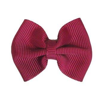 Baby Wisp Baby Wisp - Boucle à Peigne Grosgrain Classique/Mini Latch Classic Grosgrain Bow