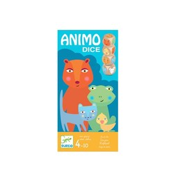 Djeco Djeco - Jeu de Dés Animo/Animo Dice