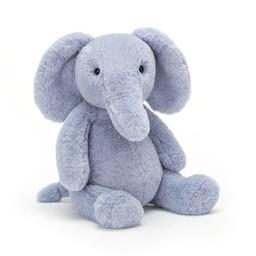 Jellycat Jellycat - Éléphant Puffles 13''/Puffles Elephant 13''