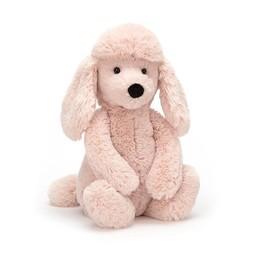 Jellycat Jellycat - Caniche Rose Bashful 7''/Blush Poodle Bashful 7''