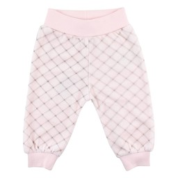 Fixoni Fixoni - Pantalon Hush/Hush Pants, Rose Doux/Soft Rose